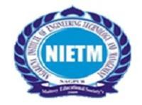Nagarjuna Institute of EngineeringTechnology and Management, [NIETM] Nagpur logo