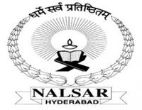NALSAR University of Law, Hyderabad logo