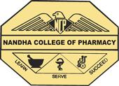 Nandha College of Pharmacy, Erode logo