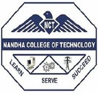 Nandha College of Technology, [NCT] Erode logo