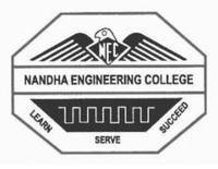 Nandha Engineering College, [NEC] Erode