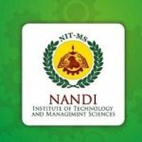 Nandi Institute of Technology and Management Sciences, [NITMS] Bangalore logo