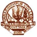 Narashinghapur College, Cuttack logo