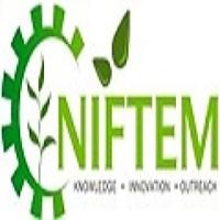 National Institute of Food Technology Entrepreneurship and Management, [NIFTEM] Sonepat logo