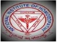 National Institute of Homeopathy, [NIOH] Kolkata logo