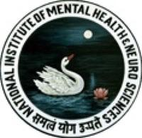 National Institute of Mental Health and Neuro Sciences, [NIOMHANS] Bangalore logo