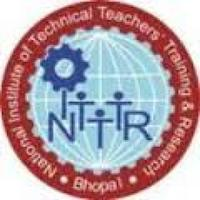 National Institute of Technical Teachers Training and Research, [NITTTR] Bhopal logo