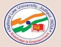 National Law University, [NLU] Jodhpur logo