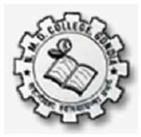 Natwarlal Maniklal Dalal College of Arts Commerce Law and Management, [NMDCACLM] Gondiya logo