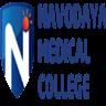 Navodaya Medical College, [NMC] Raichur logo