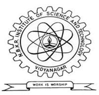 NBKR Institute of Science and Technology, [NBKRIST] Nellore logo