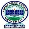 Nehru Gram Bharati University, [NGBU] Allahabad logo