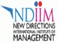 New Directions International Institute of Management, [NDIIM] Hyderabad logo