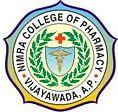Nimra College of Pharmacy, Krishna logo
