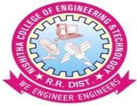 Nishitha College of Engineering & Technology, [NCET] Rangareddi logo
