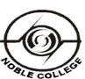Noble College, [NC] Sagar logo