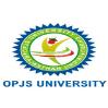 OPJS University, Churu