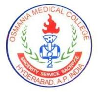 Osmania Medical College, [OMC] Hyderabad logo