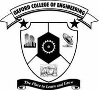Oxford College of Engineering, [OCE] Tirvuvannamalai logo