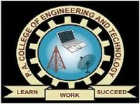 PA College of Engineering and Technology, [PACET] Coimbatore logo