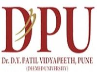 Padmashree Dr DY Patil College of Physiotherapy, [PDDPCP] Pune logo