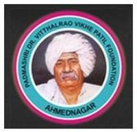 Padmashri DrVithalrao Vikhe Patil Foundations Medical College, [PDVPFMC] Ahmednagar logo
