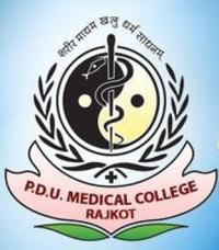 Pandit Deendayal Upadhyay Medical College, [PDUMC] Rajkot