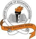 Partap College of Education, Ludhiana logo
