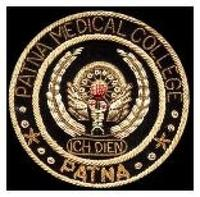 Patna Medical College, [PMC] Patna logo