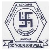 PCM SD College for Women, [PCMSDCW] Jalandhar logo