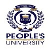 People's University, Bhopal logo