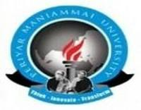 Periyar Maniammai University School of Architecture, Engineering and Technology, [SAET] Thanjavur logo