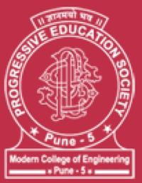 PES Modern College of Engineering, [PESMCE] Pune logo