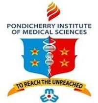 Pondicherry Institute of Medical Sciences, [PIOMS] Puducherry logo