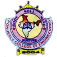 Ponjesly College of Engineering, [PCE] Kanyakumari logo