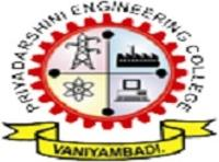 Priyadarshini Engineering College, [PEC] Vellore logo