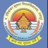 Pt Ravishankar Shukla University, [PRSU] Raipur logo