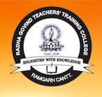 Radha Govind Teachers Training College, Ramgarh