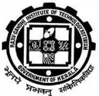 Rajiv Gandhi Institute of Technology, [RIT] Kottayam logo