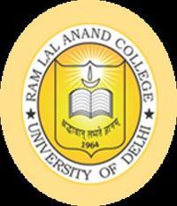 Ram Lal Anand College, [RLA] Delhi University, New Delhi logo