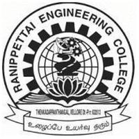Ranippettai Engineering College, [REC] Vellore logo