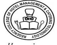 Regency College of Hotel Management and Catering Technology, Hyderabad logo