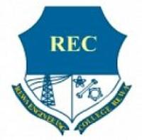 Rewa Engineering College, [REC] Rewa logo