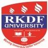 RKDF University, [RKDFU] Bhopal logo