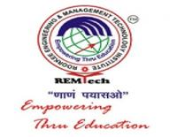 Roorkee Engineering & Management Technology Institute, [REMTI] Muzaffarnagar