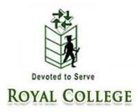 Royal College of Science, Arts and Commerce, Mumbai logo