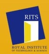 Royal Institute of Technology and Science, [RITS] Rangareddi logo