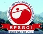 RPS Degree College, [RPSDC] Haryana logo
