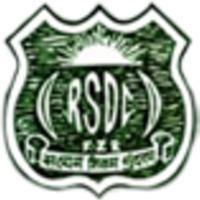 RSD College, [RSDC] Firozpur logo