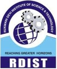 Rukmani Devi Institute of Science and Technology, [RDIST] Bhopal logo